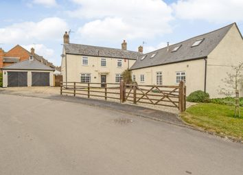 Thumbnail 5 bed detached house for sale in Fernham Road, Longcot, Oxfordshire