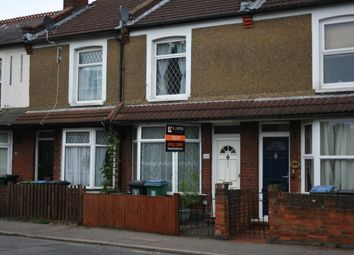 Thumbnail 2 bed terraced house to rent in Leavesden Road, Watford