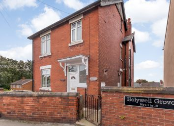 Thumbnail 3 bed flat for sale in Flat, 19 Holywell Grove, Castleford