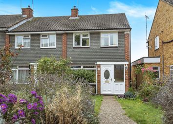 Thumbnail 3 bed end terrace house for sale in Tintern Crescent, Reading