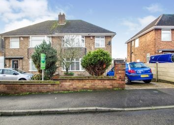 Thumbnail 3 bed semi-detached house for sale in Smithfield Avenue, Trowell, Nottingham