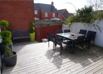 Thumbnail 5 bedroom terraced house for sale in Trubshaw Close, Horfield