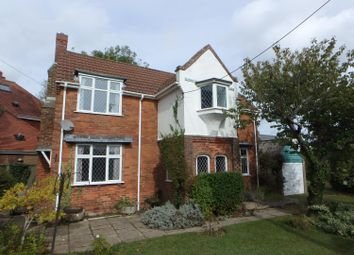 Thumbnail 4 bed detached house for sale in Lawn Road, Pennington, Lymington