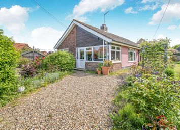 Thumbnail 2 bed detached bungalow for sale in Eagle Road, Erpingham, Norwich