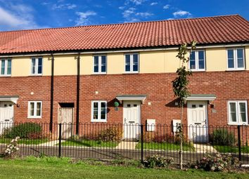 Thumbnail 3 bed end terrace house for sale in River Way, Great Blakenham, Ipswich