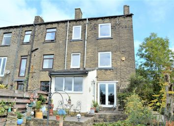 Thumbnail 2 bedroom end terrace house for sale in New Hey Road, Salendine Nook, Huddersfield