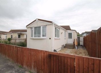 Thumbnail 1 bedroom mobile/park home for sale in Rustic Park, Beach Road, Bristol