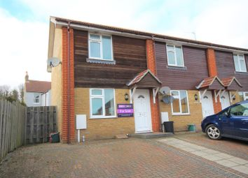 Thumbnail 2 bed end terrace house for sale in Dodds Lane, Dover