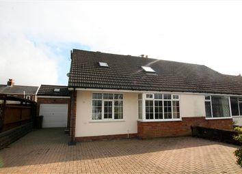 Thumbnail 4 bed property for sale in Hollins Grove, Preston