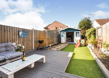 2 bed terraced house for sale in Henniker Gate, Chelmer Village, Chelmsford CM2