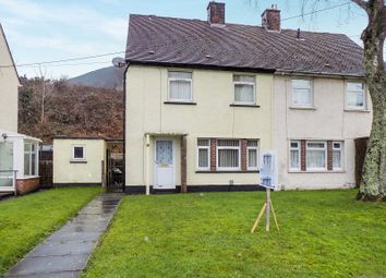 Thumbnail 2 bed semi-detached house for sale in Heol Taliesin, Cwmavon, Port Talbot, Neath Port Talbot.