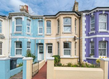 Thumbnail 3 bedroom terraced house for sale in Tarring Road, Worthing, West Sussex