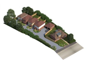 Thumbnail 3 bed detached house for sale in Beckett Close, Twydall, Gillingham