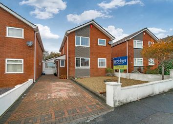Thumbnail 4 bed detached house for sale in Briarleigh Close, Plymouth, Devon