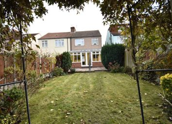 Thumbnail 3 bed semi-detached house for sale in Station Lane, Hornchurch