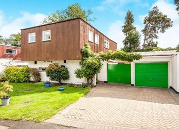 Thumbnail 4 bed detached house for sale in West Byfleet, Surrey