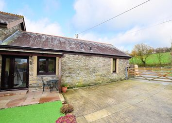 Thumbnail 1 bed barn conversion for sale in Callington