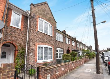 Thumbnail 3 bed terraced house for sale in Waldron Road, London