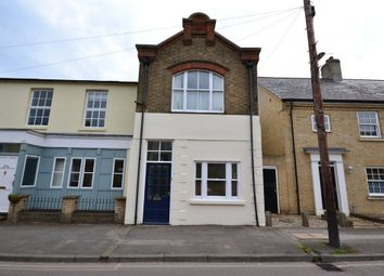 Thumbnail 3 bed end terrace house to rent in Broad Street, Ely