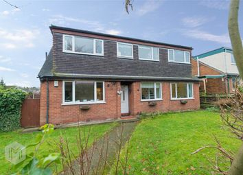 Thumbnail 5 bedroom detached house for sale in Twiss Green Lane, Culcheth, Warrington, Cheshire