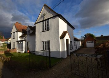 Thumbnail 3 bed semi-detached house for sale in Church Road, Gosfield, Halstead
