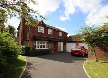 Thumbnail 4 bed detached house to rent in Tudor Close, Pewsham, Chippenham