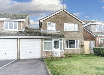 Thumbnail 4 bed detached house for sale in Longfield Road, Fair Oak, Eastleigh, Hampshire