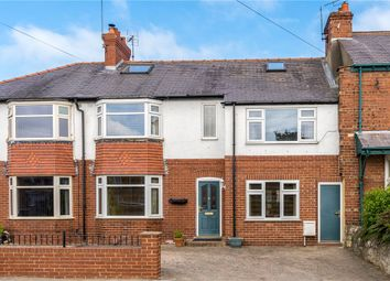 Thumbnail 3 bed terraced house for sale in Mayfield Grove, Knaresborough, North Yorkshire