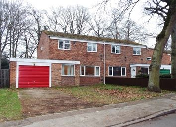 Thumbnail 3 bed property to rent in Woodlands Way, Mildenhall, Bury St. Edmunds