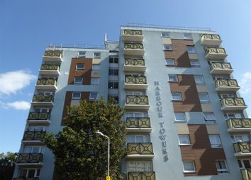 Thumbnail 1 bed flat to rent in Harbour Towers, Hertford Street, Ramsgate
