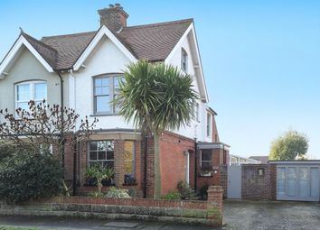 Thumbnail 5 bed semi-detached house for sale in Northrepps Road, Cromer