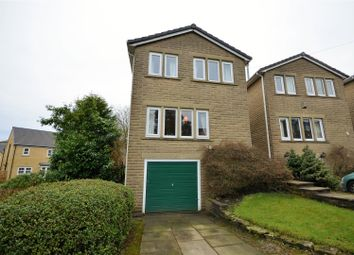 Thumbnail 3 bed detached house for sale in Spring Hall Close, Shelf, Halifax