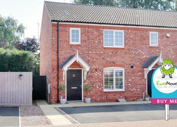 Thumbnail 3 bed end terrace house for sale in Moulton Park Office Village, Scirocco Close, Northampton