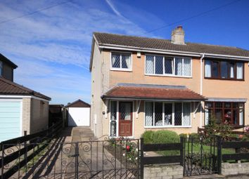 Thumbnail 3 bed semi-detached house for sale in Caernarvon Drive, Barnburgh, Doncaster