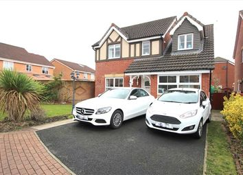 Thumbnail 4 bed property for sale in Lomond Close, Chorley