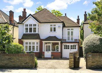 Thumbnail 5 bed detached house for sale in Hampton Road, Teddington