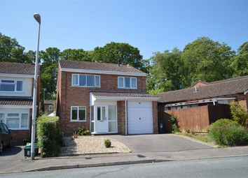 Thumbnail 4 bed detached house for sale in 89 Valley Way, Exmouth, Devon