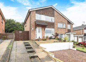 Thumbnail 3 bedroom semi-detached house for sale in Langham Way, Ivybridge