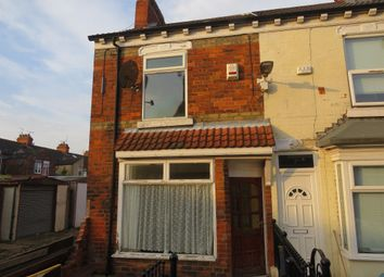 Thumbnail 2 bedroom end terrace house for sale in Fairmount Avenue, De La Pole Avenue, Hull