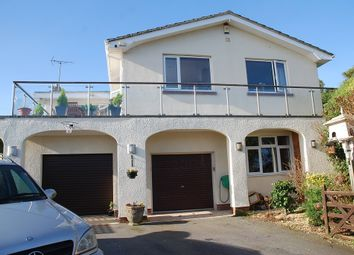 Thumbnail 4 bed detached house for sale in Clennon Park, Paignton