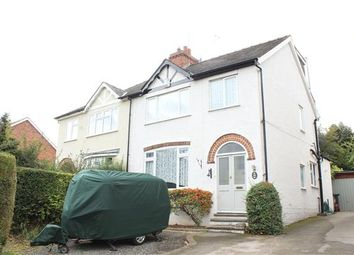 Thumbnail 4 bed semi-detached house for sale in Dalehouse Lane, Kenilworth