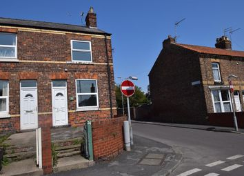 Thumbnail 2 bed end terrace house to rent in Scarborough Road, Bridlington