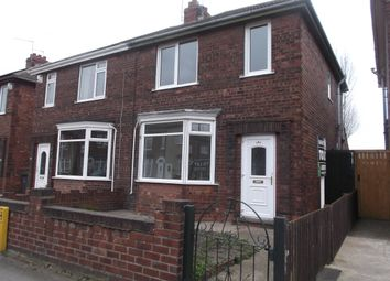 Thumbnail 3 bed semi-detached house to rent in Ropery Road, Gainsborough