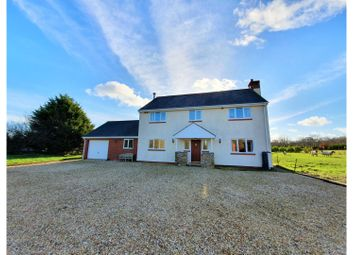 Thumbnail 5 bed detached house for sale in Hemyock, Cullompton