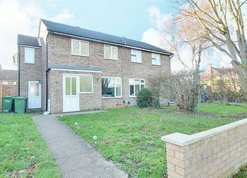 Thumbnail 3 bed semi-detached house for sale in Rectory Gardens, Godmanchester, Huntingdon