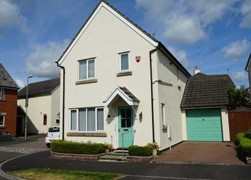 Thumbnail 3 bedroom detached house for sale in Foxglove Chase, Willand