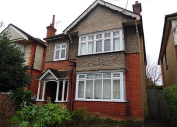 Thumbnail 2 bed flat to rent in Leamington Road, Winton, Bournemouth