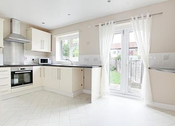 Thumbnail 4 bed terraced house to rent in Cowdrey Close, Enfield