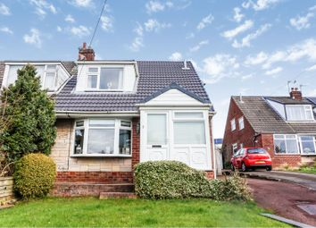 Thumbnail 3 bed semi-detached house for sale in Larkfield, Eccleston, Chorley