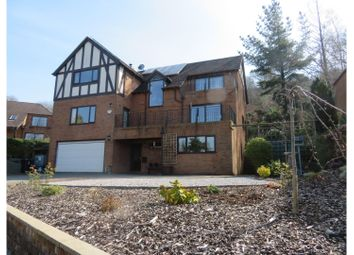 Thumbnail 5 bed detached house for sale in Windle Hill, Church Stretton